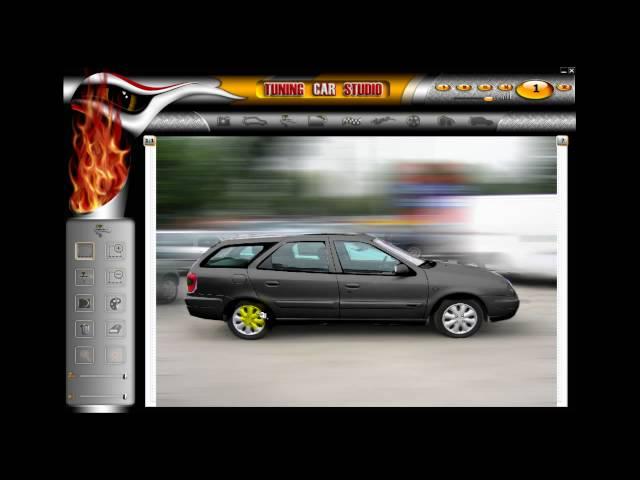 tuning car studio free  windows 7