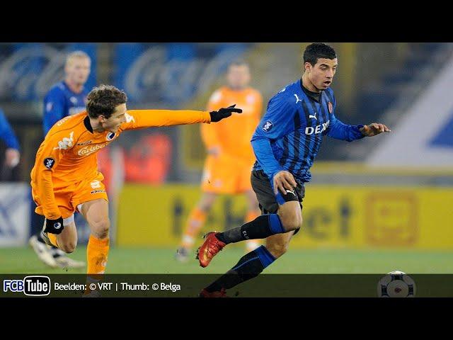 2008-2009 - UEFA-Cup - 06. Groep G Match 4 - Club Brugge - FC Kopenhagen 0-1