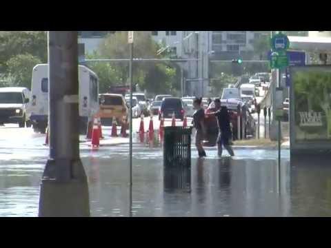 Miami Beach Tackles Tidal Flooding & Sea Level Rise