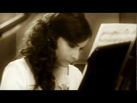 Katalin Zsubrits plays 18th Variation  Rachmaninoff from Rhapsody on a Theme  Paganini