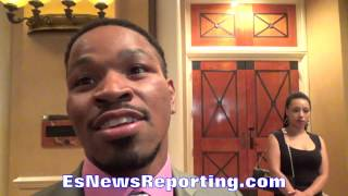 Shawn Porter Says Andre Berto Has Better Chance Then Pacquiao