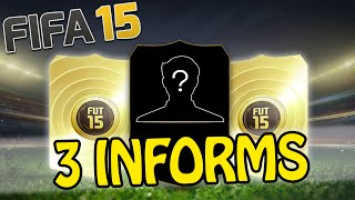 FIFA 15 ULTIMATE TEAM PACK OPENING FT. 3 INFORMS Thumbnail