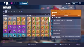Fortnite save the world need brighcore and efficient to craft 130s