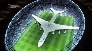 Zobacz największy na świecie samolot transportowy! [Superkonstrukcje]