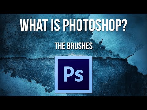 What is Photoshop? | The Brushes | DesignsByNomi | S01E03