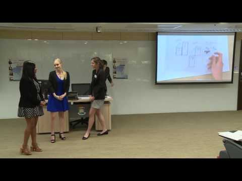 2016 Round 2 F1 HSBC/HKU Asia Pacific Business Case Competition