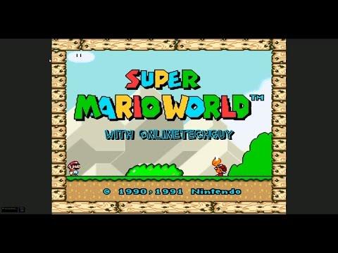 Super Mario World (100% run)  - Shiny red buttons! - 3