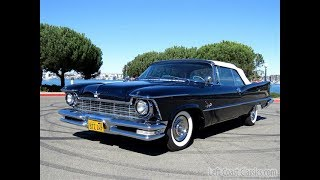 Award Winning 1957 Chrysler Imperial Crown Convertible for Sale