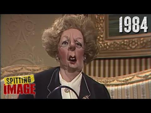 Spitting Image (1984) - Series 1, Episode 1 | Full Episode