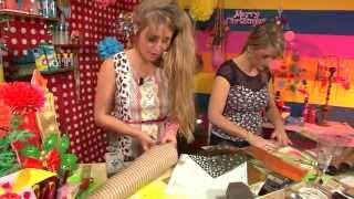 KnutselTV - tafelversiering knutselen