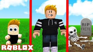 TO BE BORN ALIVE AND THEN TO DIE? Roblox Growing Up