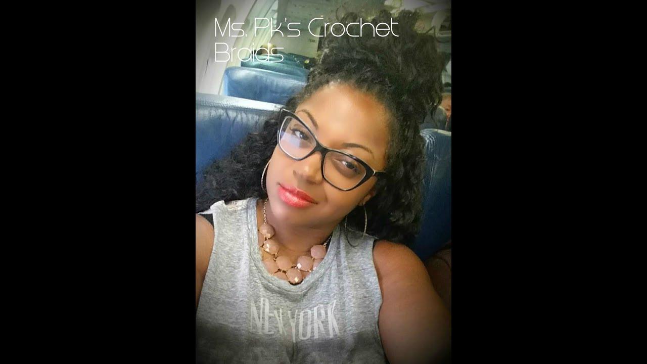 Ms Pks Crochet Braids Deep Twist Beauties Youtube