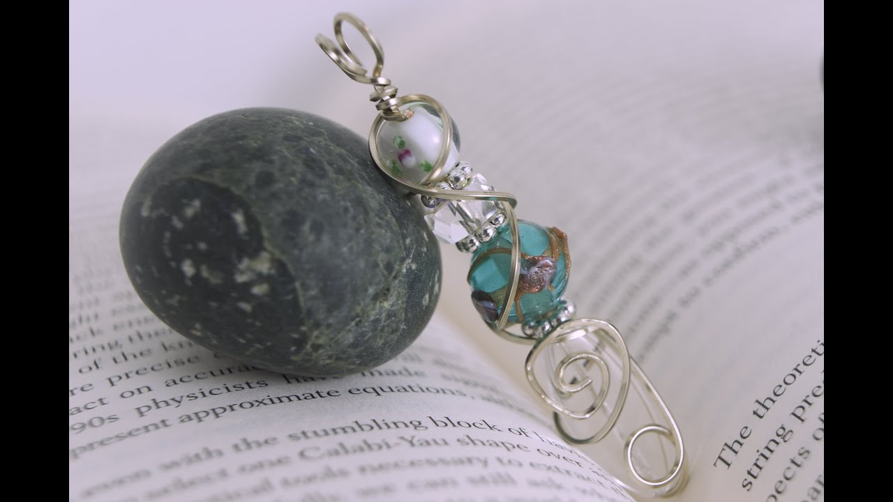 Diy Ideas Wire Wrapping Inspiration Youtube