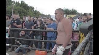 Battle Troll vs  Thai boxing Fighter in MMA !!!