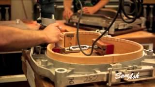 [Taylorguitar.vn] Quá trình làm nên một cây Taylor Guitar