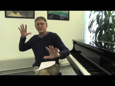 Peter Berne's lecture on bel canto