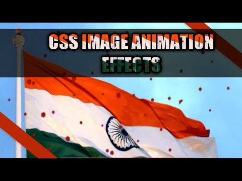 CSS IMAGE ANIMATION EFFECTS FLOWER FALLING ANIMATION thumbnail