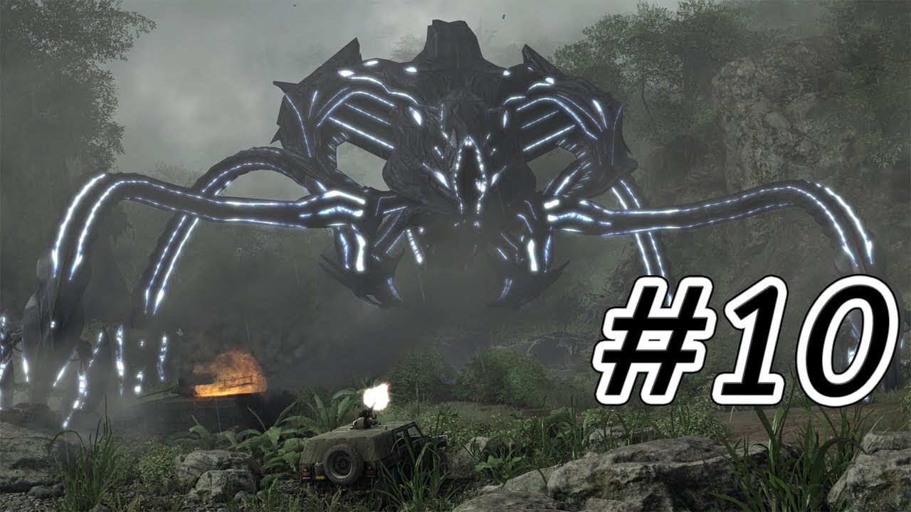 Crysis 1 : Ascension mission #10 (Gameplay & Story)