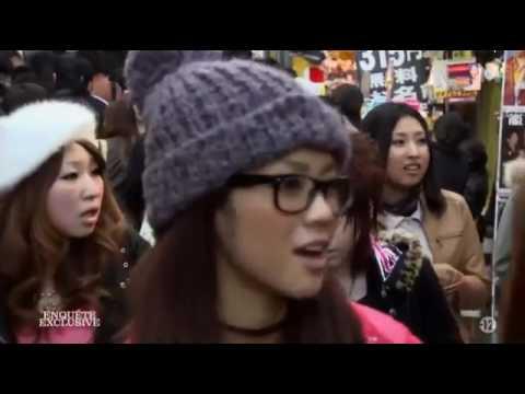 Japon : le sexe et l'amour en crise / Enquête exclusive