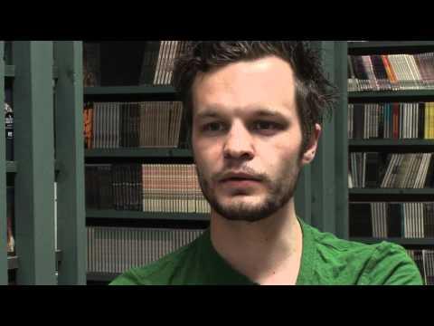 The Tallest Man On Earth Interview - Kristian Matsson (part 5)