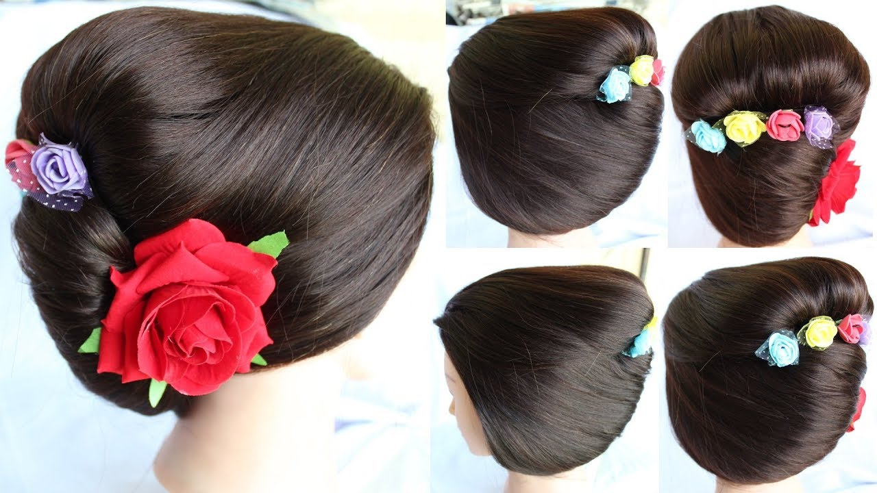 French Roll Hairstyle Hairstyles 2018 New Hairstyles Hair