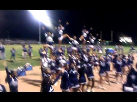 The cheerleaders of my school Silverado High Schoo - YouTube