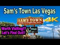 Sam's Town Hotel & Gambling Hall - YouTube