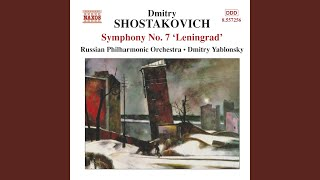 "Symphony No. 7 in C Major, Op. 60 ""Leningrad"": I. Allegretto"