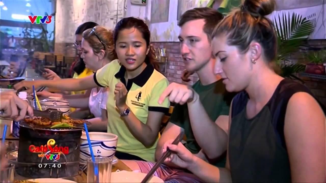 Saigon Food Tour | VTV Cafe Sang 2016