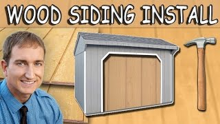 Installing Plywood Siding; Tips and Tricks Using T1-11