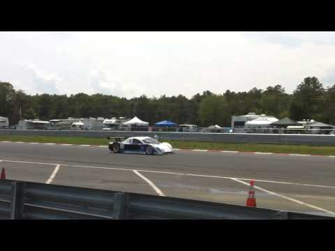 Rolex Sports Car Series grand am racing at Millville nj