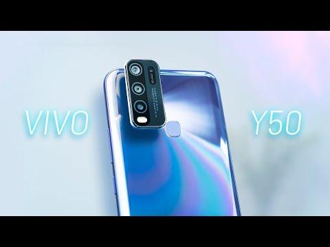 Trên tay & đánh giá nhanh Vivo Y50: 8GB RAM, pin 5000mAh