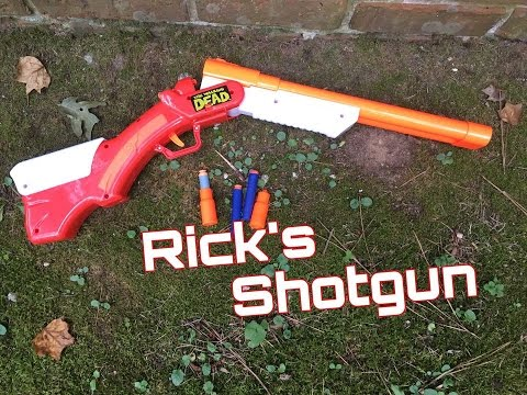 Honest Review: Rick's Shotgun from The Walking Dead