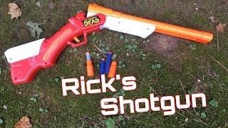 Honest Review: Rick's Shotgun from The Walking Dead