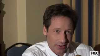 David Duchovny Still Loves X,  So He's Going Back Part 1