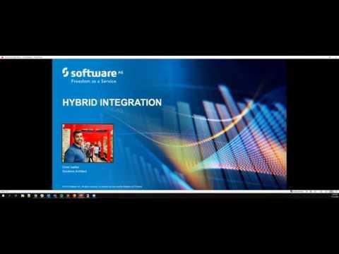 webMethods.io Hybrid Integration Demo