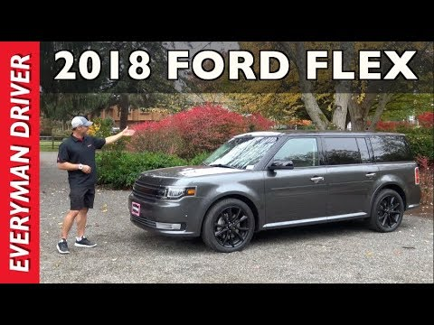 Here S The 2018 Ford Flex 3 Row 7 Penger Suv Review On Everyman Driver