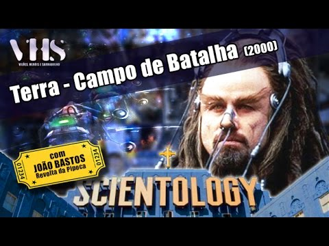 Review - Battlefield Earth (2000) // VHS