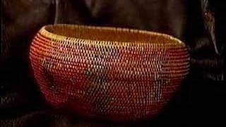 Paiute - Washoe Indian Norm Delorme Origin Beaded baskets