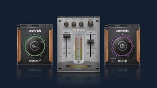 Enhancing Synth Leads with Waves Center and the OneKnob Series