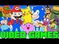 Video Game History | Mario, Minecraft & More! | Kids Wiki
