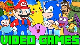 Video Game History | Mario, Minecraft & More! | Kids Wiki