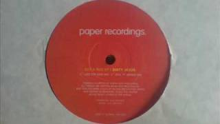 Jazz Dat Ride - Dirty Jesus - Cut A Rug E.P - Paper Recordings