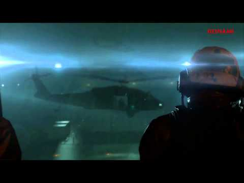 Metal Gear Solid: Ground Zeroes - English Trailer