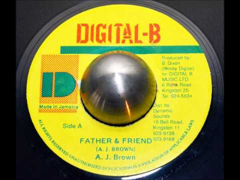 A.J.Brown - Father & Friends