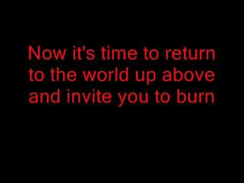 Bloodbath Cry My Name with lyrics