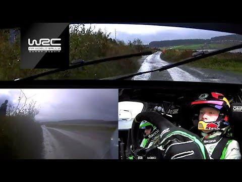 WRC 2 Pro - Wales Rally 2019: ONBOARD Rovanperä
