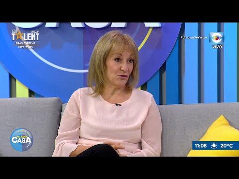 Entrevista: Carolina Cosse