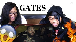 MOM REACTS TO Kevin Gates - Let It Sing [Official Music Video]