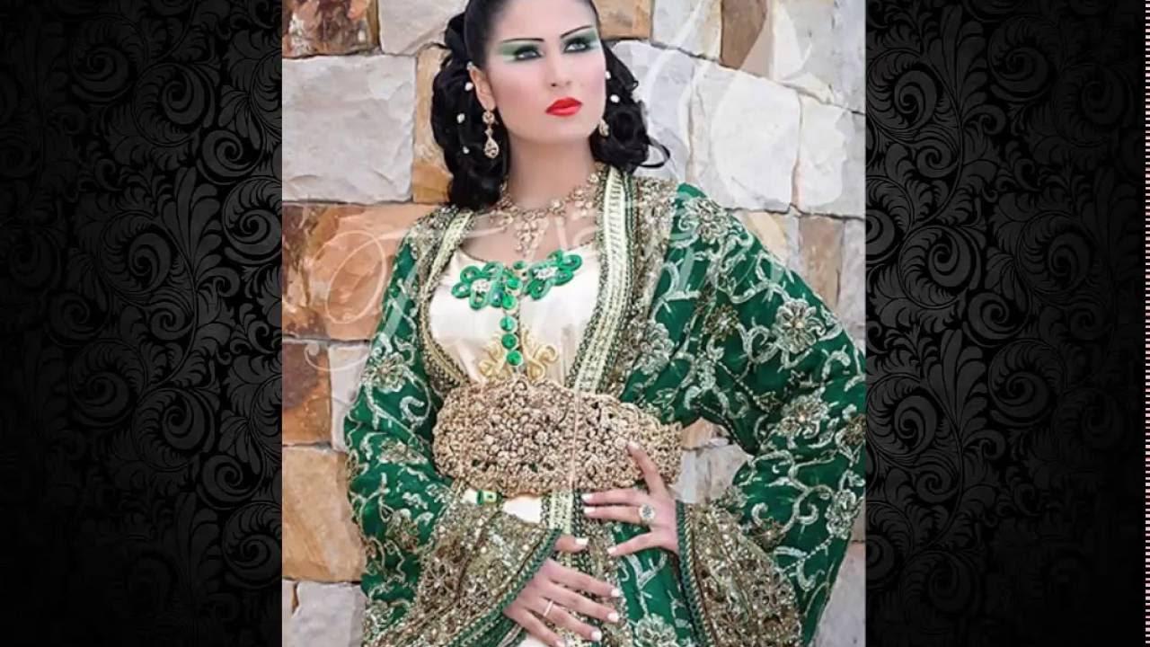 89cffd11e8290 أحدث وأجمل تصاميم القفطان المغربي 2017 Top best Collection Caftan ...